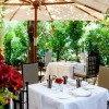 Hotel Villa Magna. Restaurante terraza