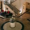 Hotel Villa Padierna, Marbella. La sorprendente arquitectura del atrio de Villa Padierna