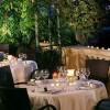 Hotel Villa Padierna, Marbella. La romántica terraza del restaurante La Veranda