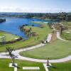 Hotel Villa Padierna, Marbella. El campo de golf de Los Flamingos ofrece maravillosas vistas al mar mediterráneo