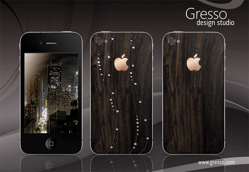 7fa68c5eb8d Funda iPhone 4 de Gresso