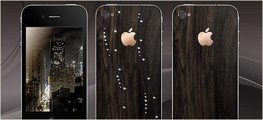 Funda iPhone 4 de Gresso