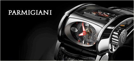 Bugatti Super Sport by Parmigiani