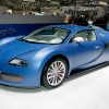Bugatti Veyron. Blue Centenaire