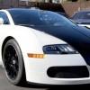 Bugatti Veyron. Grand Sport Blanc Noir