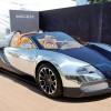 Bugatti Veyron. Sang Bleu