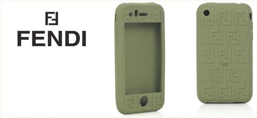 Fundas iPhone 4 de Fendi