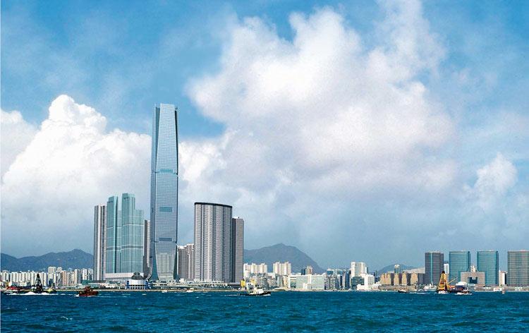 The ritz carlton hong kong el hotel m s alto del mundo - Hoteles ritz en el mundo ...