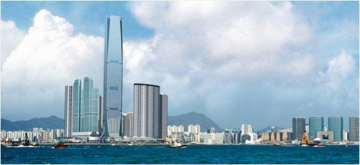 The Ritz-Carlton Hong Kong, el hotel más alto del mundo
