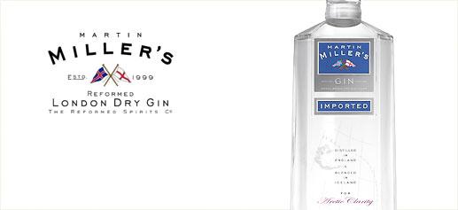 Ginebra Martin Miller's