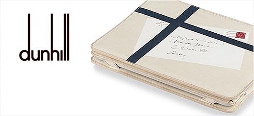 Funda iPad de Dunhill