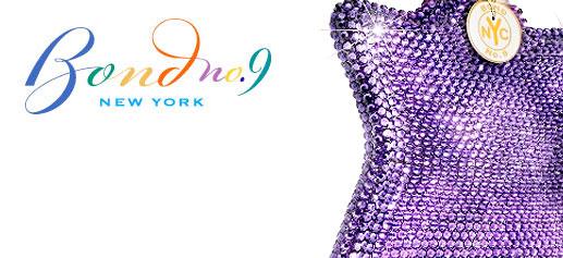 The Scent of Peace Swarovski Purple Velvet Superstar de Bond no. 9