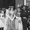 Centenario del Hotel Ritz (Madrid). Recepción de Alfonso XIII