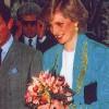 Centenario del Hotel Ritz (Madrid). Recepción con el Príncipe Carlos de Inglaterra y Lady Di.