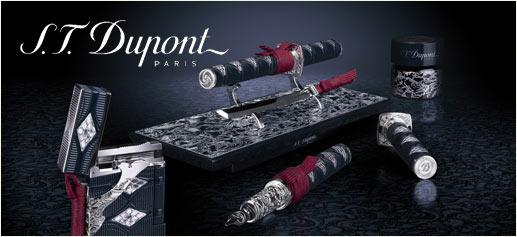 Edición Limitada Samurai de S.T. Dupont