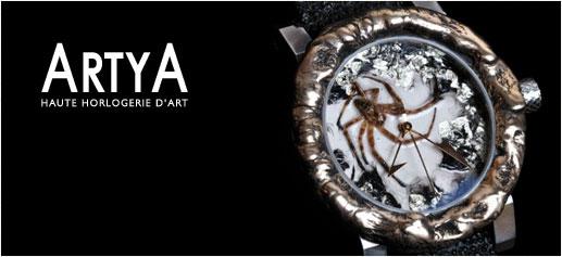 Reloj ArtyA edición especial Halloween
