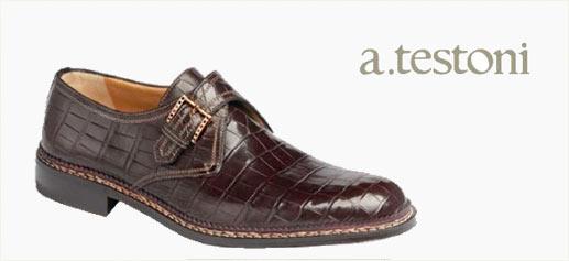 Zapatos A. Testoni, los zapatos más caros del mundo