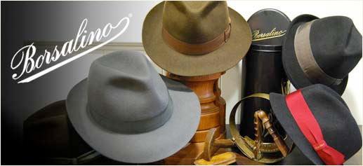 Borsalino, el Rey de los Sombreros
