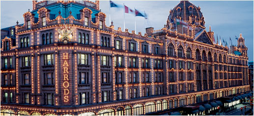 Harrod's podría abrir un hotel de lujo