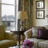 El Hotel Savoy abre de nuevo sus puertas. Salón de Suite con vistas al río Edwardian