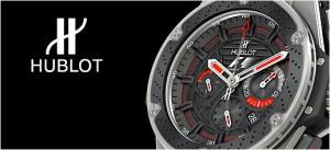 Hublot King Power F1 El Reloj Oficial De La F 243 Rmula 1