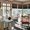 Restaurant La Grand' Vigne. Sala