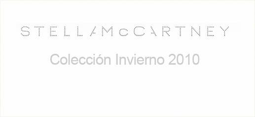 Stella McCartney. Colección Invierno 2010