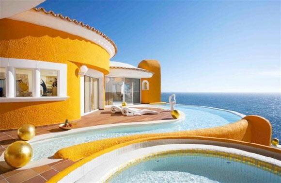 Villa Colani Una Casa De Lujo En Mallorca