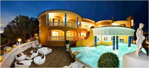 Villa Colani, una casa de lujo en Mallorca