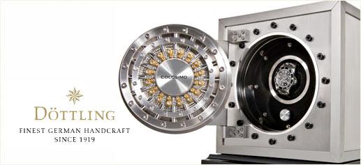 Caja fuerte para relojes Döttling Colosimo