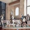 Alta Porcelana de Lladró. Carruaje del Siglo XVIII
