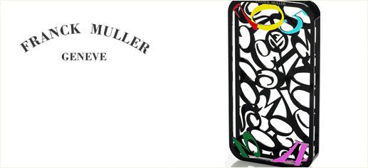 Fundas de iPhone 4 de Franck Muller