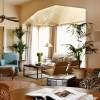 Gran Hotel Bahía del Duque Resort. Salón de una suite de una Casa Ducal