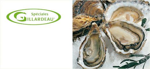 Ostras Gillardeau, las mejores ostras del mundo