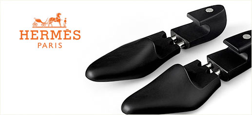 Accesorios para zapatos de Hermès