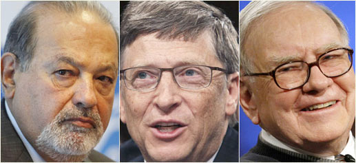 El hombre más rico del mundo 2011