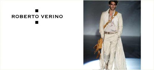Roberto Verino Colección Hombre Primavera Verano 2011