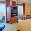 Bridge Suite del hotel Atlantis Paradise Island (Bahamas)