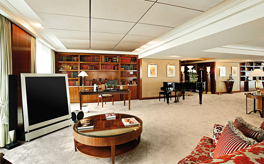 Hotel President Wilson Most Expensive Room