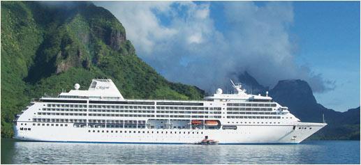 Cruceros de lujo (II): Regent Seven Seas Cruises