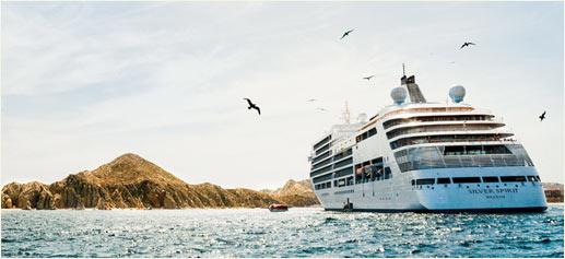 Cruceros de lujo (I): Silversea Cruises