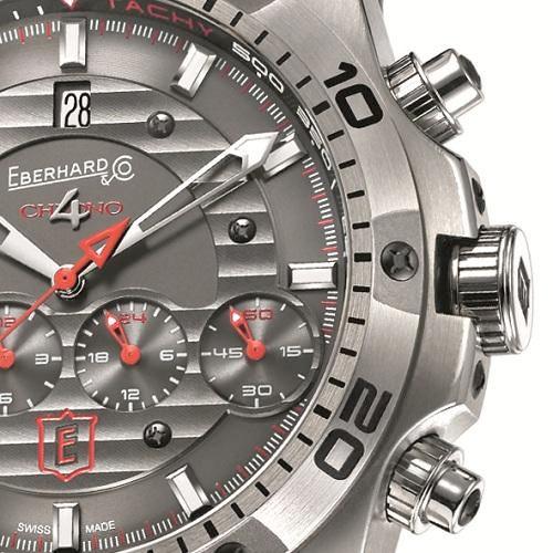 Eberhard & Co. Chrono 4 Geant Titanium