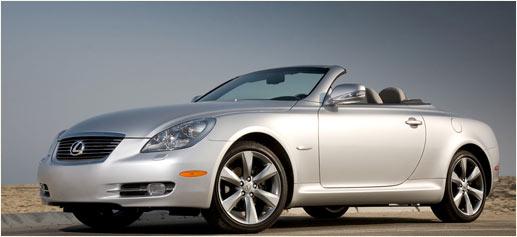 Lexus, la marca de coches de lujo mejor valorada