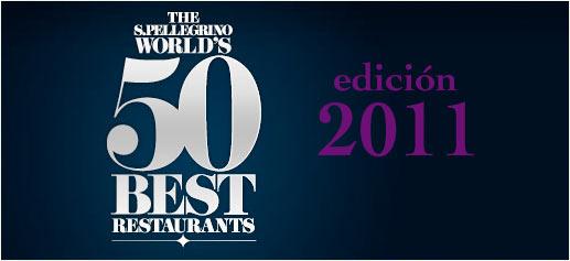 El mejor restaurante del mundo 2011