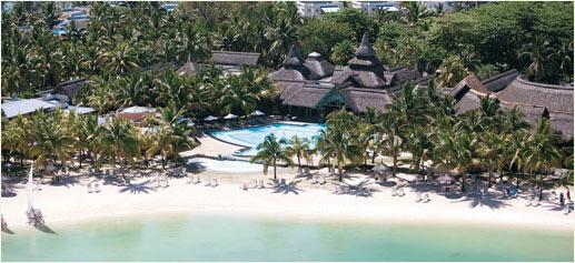 Hotel Shandrani en Isla Mauricio
