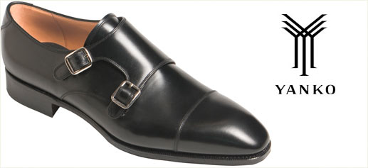Zapatos Monk Strap de YANKO