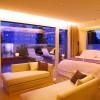 Hotel ABaC de Barcelona. Detalle de la habitación Penthouse. Fotografia por Marco Pastori
