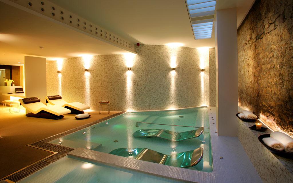Hotel abac de barcelona - Spa modernos ...