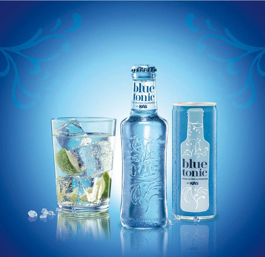 blue tonic
