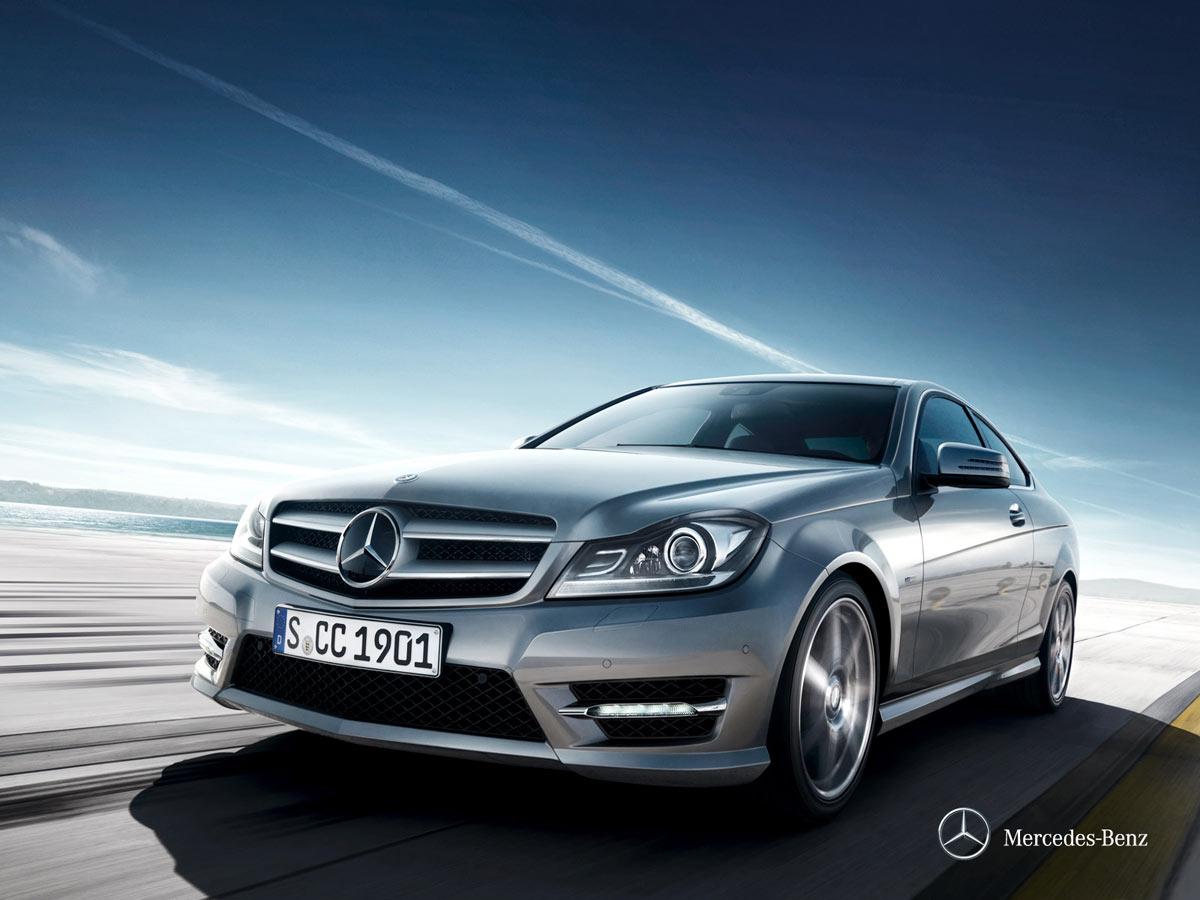 Mercedes benz clase c coup for Mercedes benz clase c